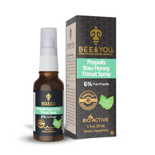 Load image into Gallery viewer, Propolis Throat Spray