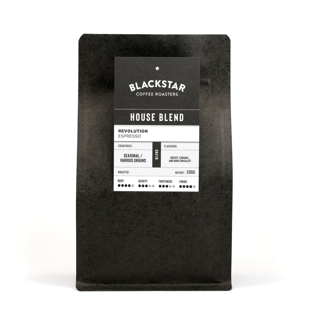 REVOLUTION ESPRESSO HOUSE BLEND SUBSCRIPTION