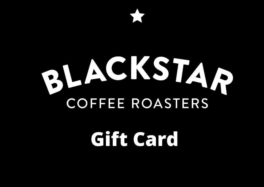Blackstar Coffee Gift Card