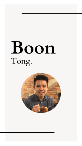 Boon Tong - Generation Coffee
