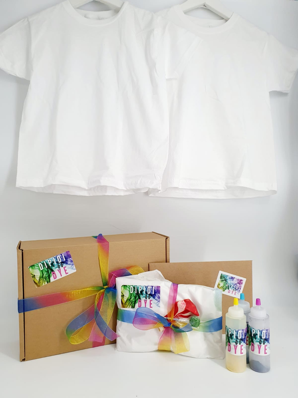 Duo Classic DIY T-Shirt Kit (KIDS)