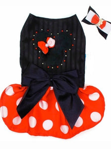 Vestido Minnie Basic