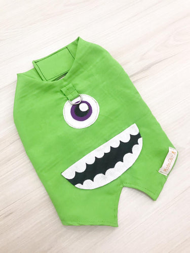 Camiseta Mike Wazowski Monstros S.A.