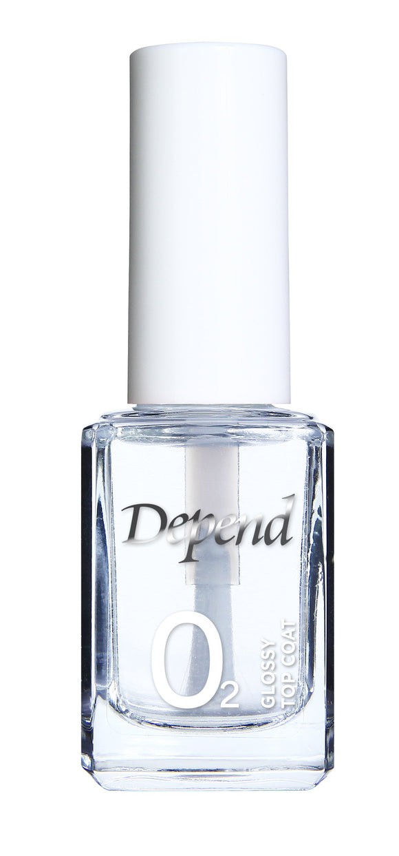 Glossy Top Coat 11 ml