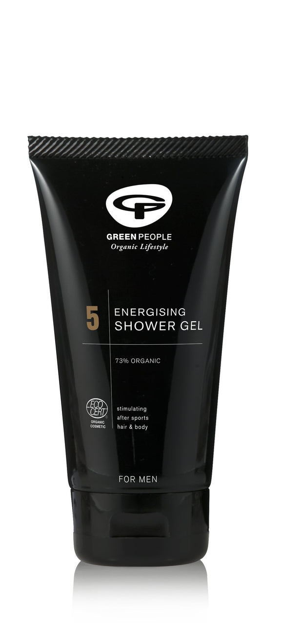 No.5 Energising Shower Gel 150ml