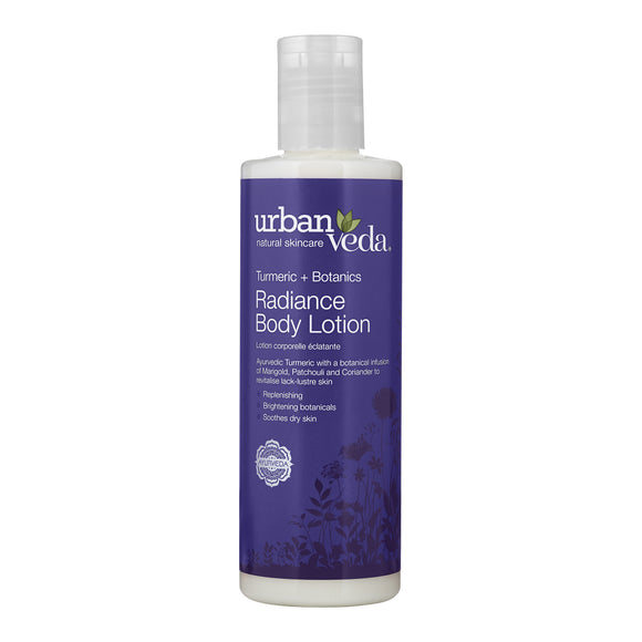 UV Radiance Body Lotion 250 ml