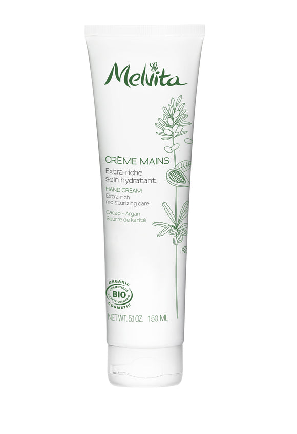 Melvita HAND CREAM EXTRA RICH 150ML