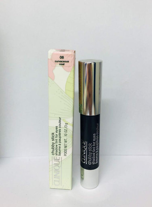 Clinique Chubby Stick Shadow Tint for Eyes 08 curvaceous coal