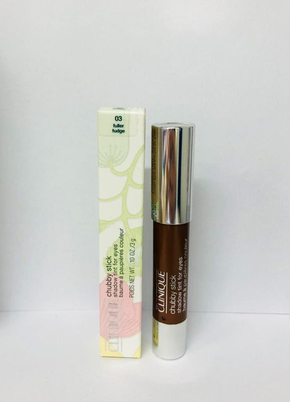 Clinique Chubby Stick Shadow Tint for Eyes 03 fuller fudge