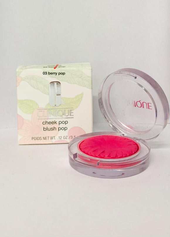 Clinique Cheek Pop 3 5 g 03 berry pop