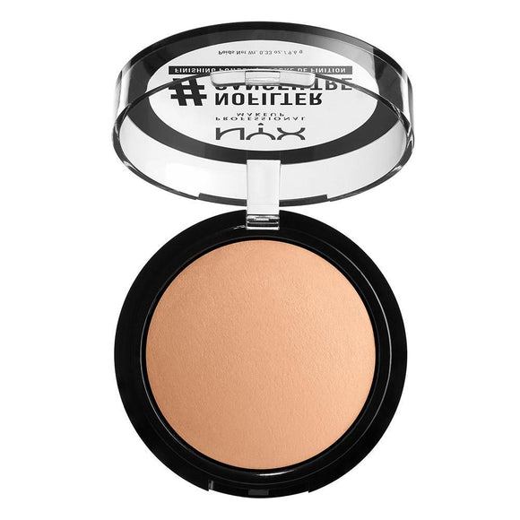 NYXNofilter Finishing Powder10  9,6g