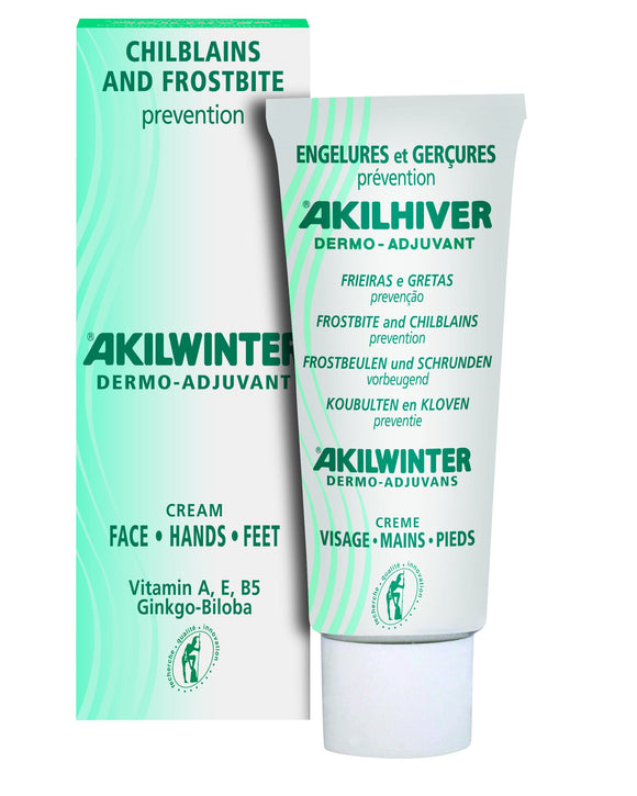 Akilwinter Cream - Face Hands Feet 75ml