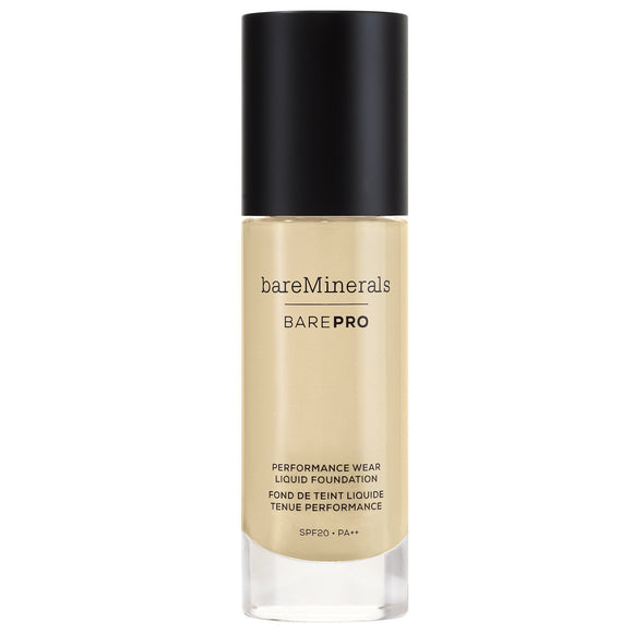 BarePro Liquid Foundation Shade 07 Warm