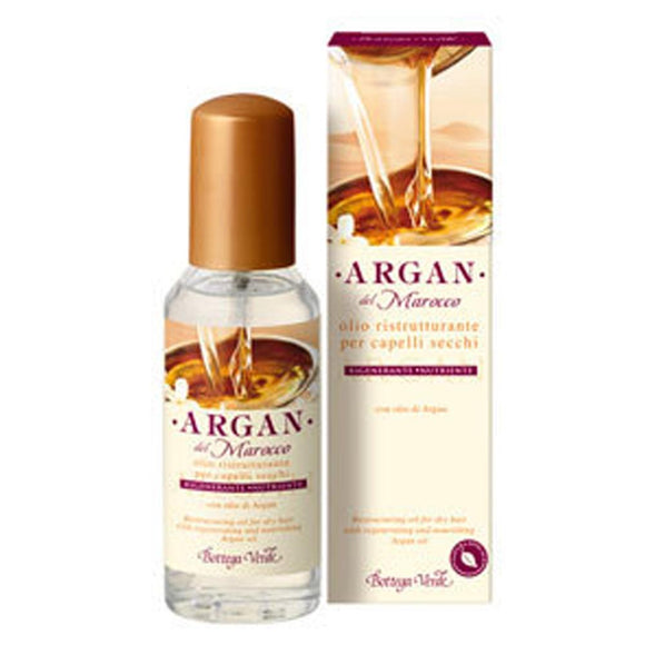 BV Argan hiusöljy 200ml