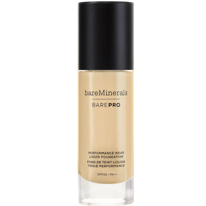 BarePro Liquid Foundation Shade 12 Warm