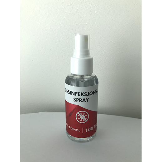 Desinfeksjons-spray 100ml