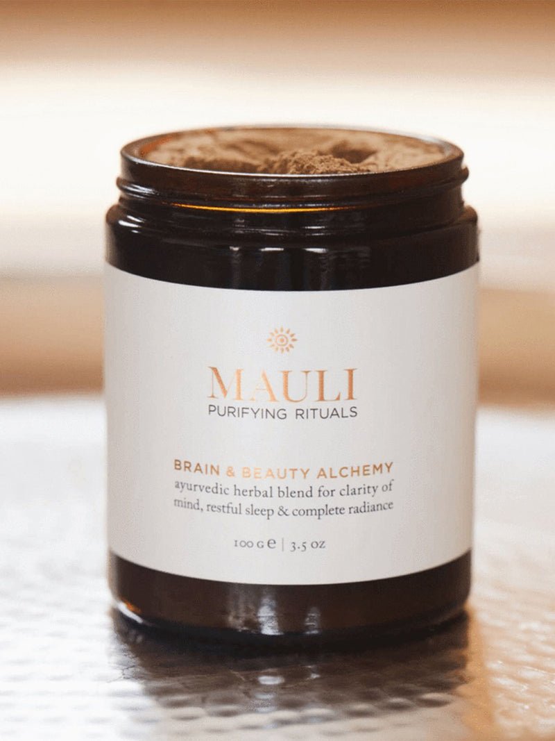 Mauli Rituals Brain & Beauty Plant Alchemy lifestyle