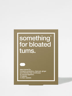 Biocol Something for Bloated Tums box