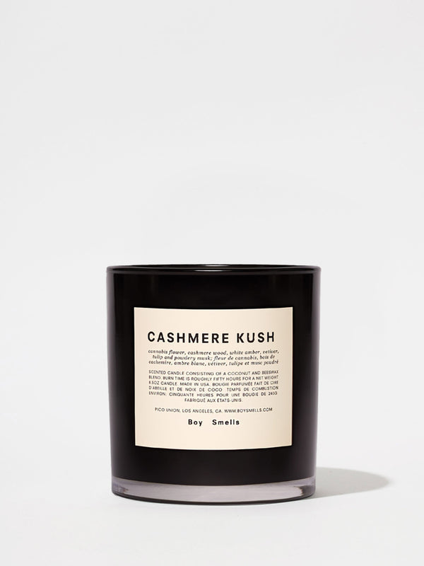 Boy Smells Cashmere Kush Candle