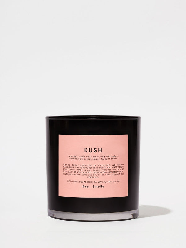 Boy Smells Kush Candle