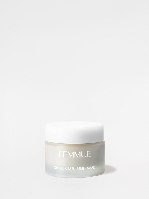 Femmue Gentle Green Relief Mask