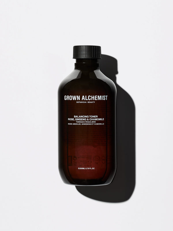 Grown Alchemist Balancing Toner Bottle