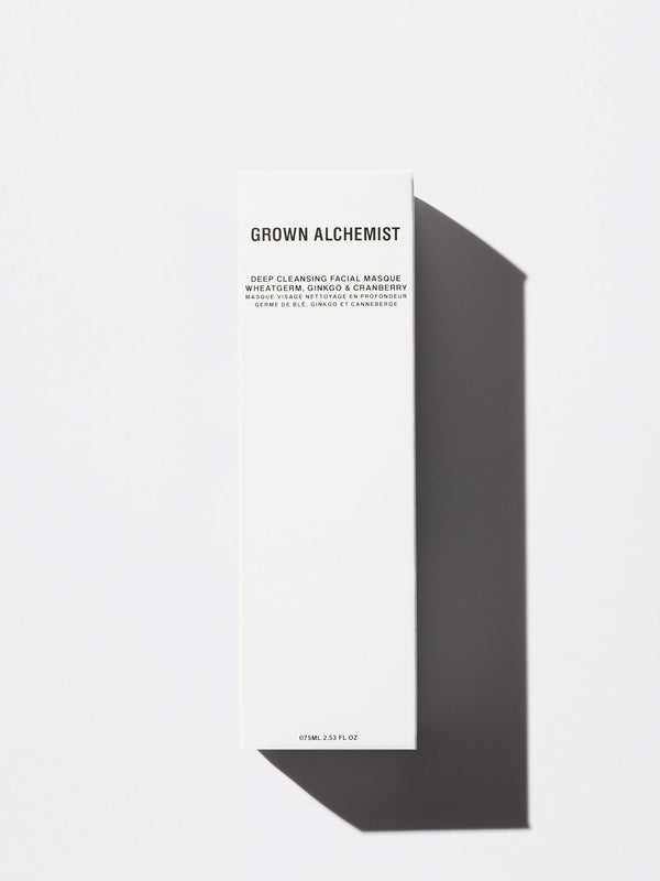 Grown Alchemist Deep Cleansing Facial Mask