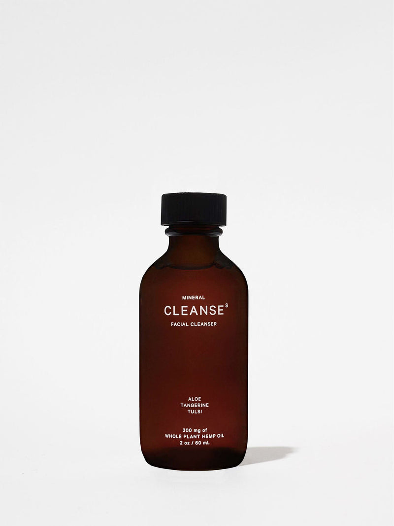 Mineral Cleanse Face Wash 2oz Bottle