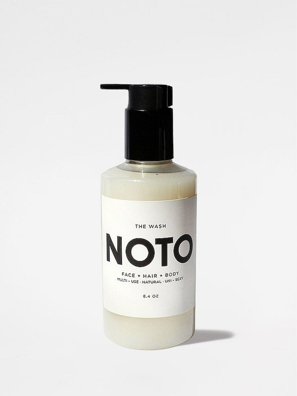 NOTO Botanics The Wash 8.4oz