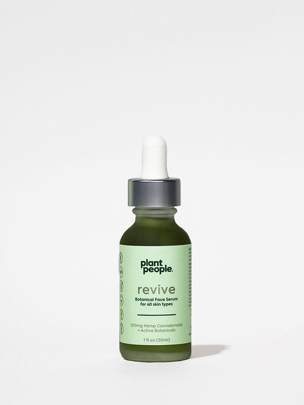 Plant People Revive Face Serum