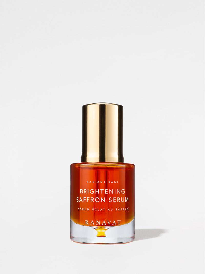 Radiant Rani Saffron Brightening Serum
