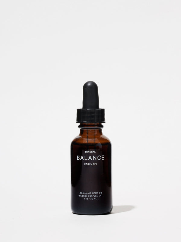 Robyn for Balance Tincture from Mineral, curated by Standard Dose