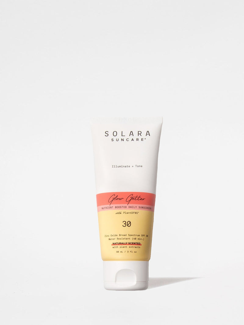 Solara Suncare Glow Getter Nutrient Boosted Daily Sunscreen