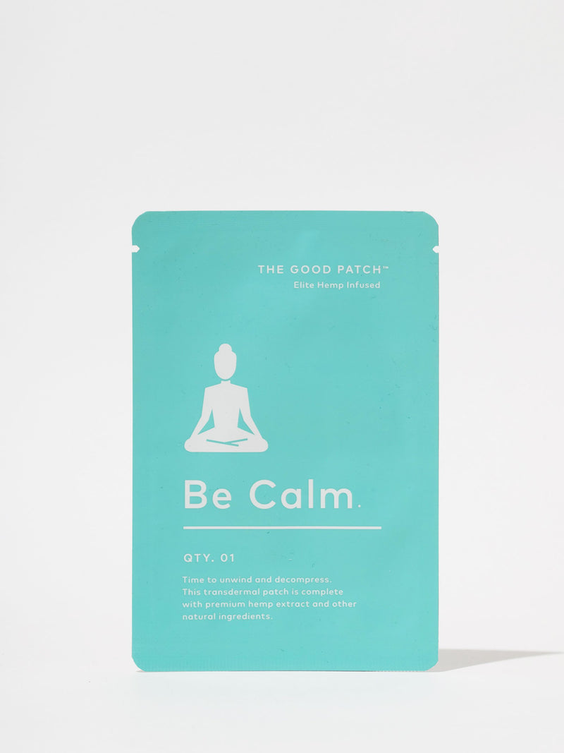 Be Calm Patch | The Good Patch by La Mend