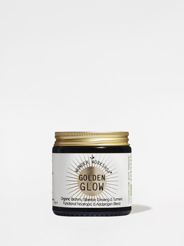 Golden Glow Adaptogen Blend