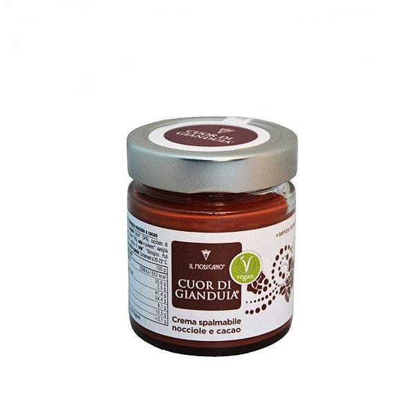 Vegan Hazelnut & Chocolate Spread 180g - VeganBox