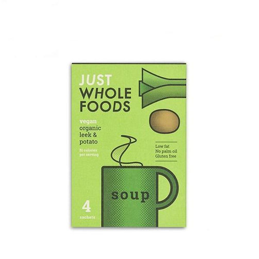 Vegan Soup • Leek & Potato 68g - VeganBox