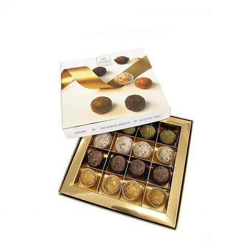 Vegan Truffles • Luxury Box of 16 160g - VeganBox