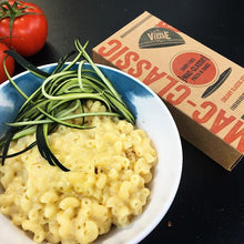 Load image into Gallery viewer, Vegan Mac and Cheese Classic Cheddar 200g - VeganBox