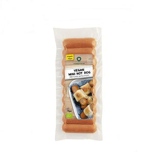 Vegan Mini Hot Dogs 200g - VeganBox