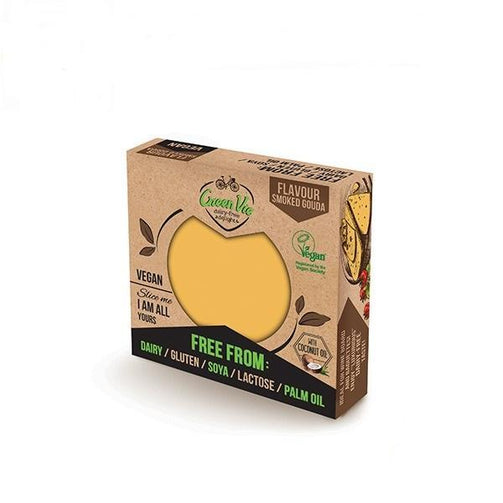 Vegan Smoked Gouda Cheese 250g - VeganBox