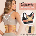 Load image into Gallery viewer, Wireless Posture Support Lift Bra