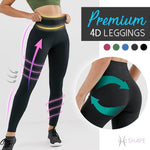 Load image into Gallery viewer, High-Waisted Shaper Leggings