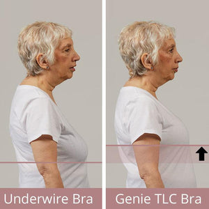 Genie TLC Bra - Ultra Comfort Breathable Air Bra