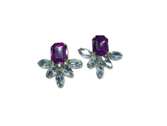 Royal Luxe Stud Earrings - Empress of Virtue