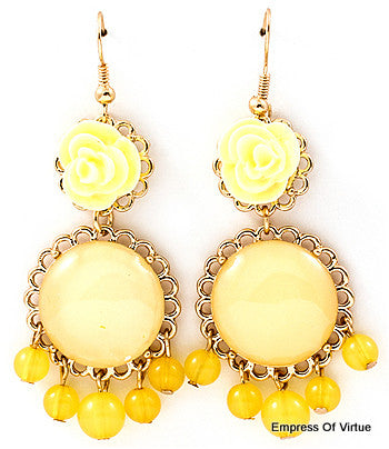 Sunny Side Earrings - Empress of Virtue
