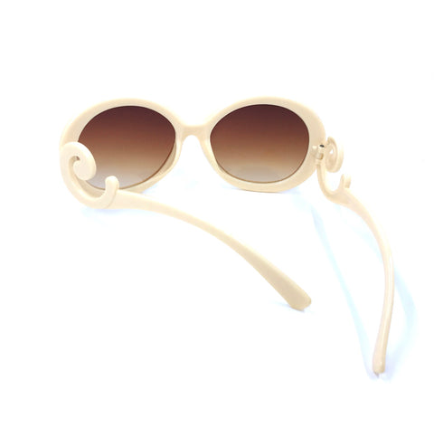 Empress of Virtue's Swirl 'e' Sunglasses