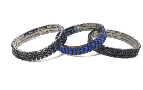 Rocking Royal Stretchable Bracelet