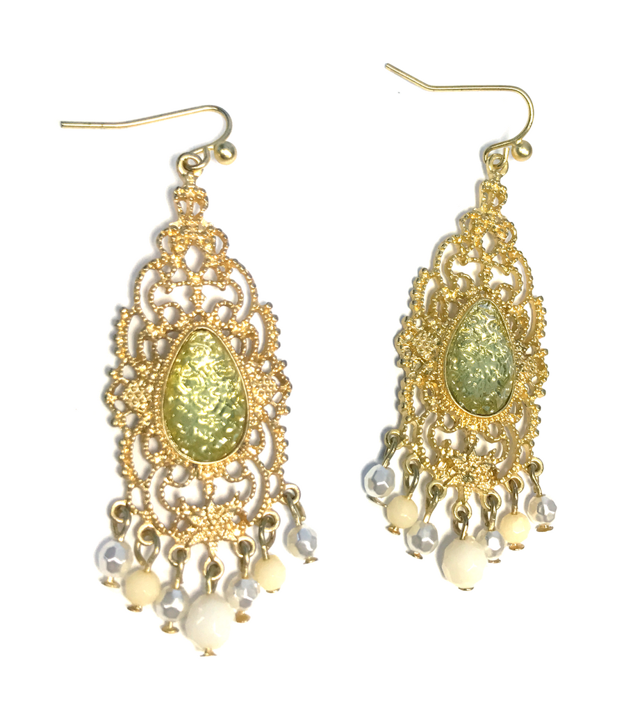 Drizzle Earrings - Empress of Virtue