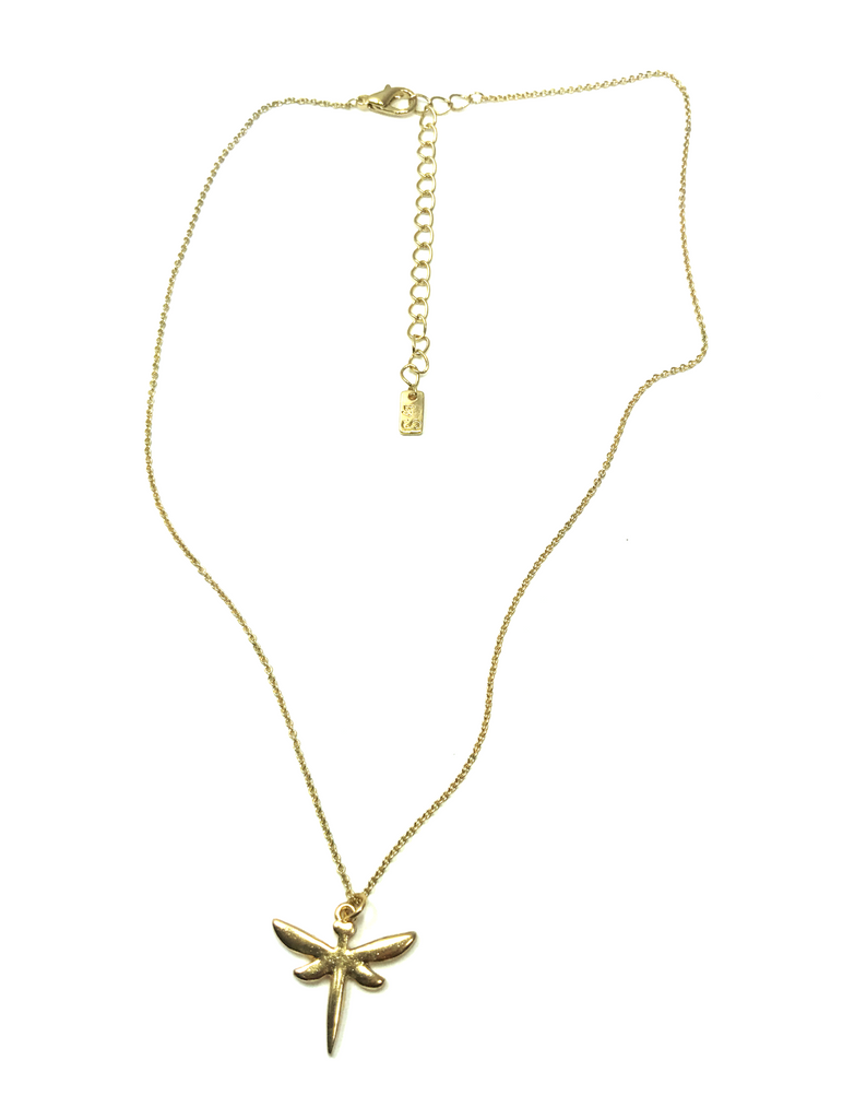 Dragonfly Too Necklace